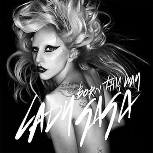Lady Gaga - Born This Way Album Art