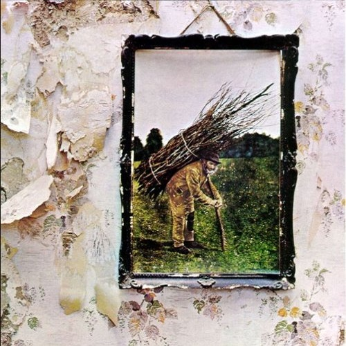 Led Zeppelin - Iv Album Art