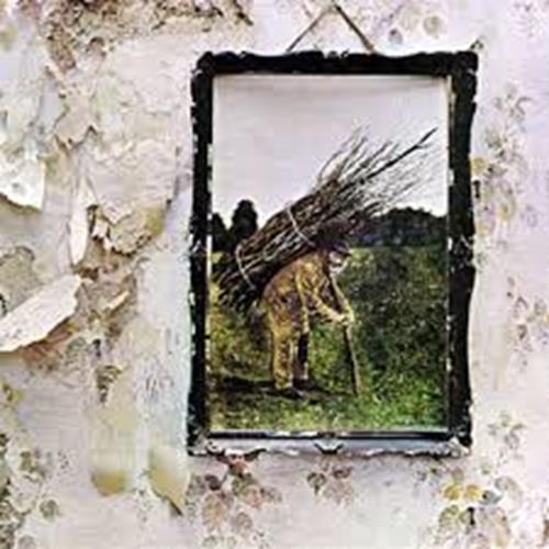 Led Zeppelin - Led Zeppelin IV Album Art