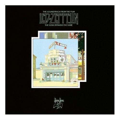 Led Zeppelin - The Song Remains The Same Album Art