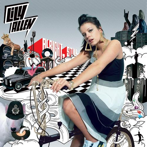 Lily Allen - Alright Still Album Art
