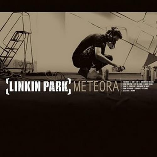 Linkin Park - Meteora Album Art