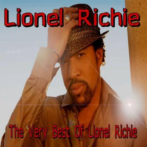 Lionel Richie - The Very Best Of Lionel Richie Album Art