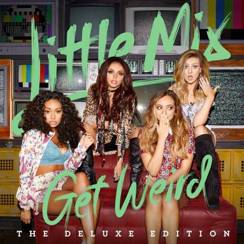 Little Mix - Get Weird Album Art