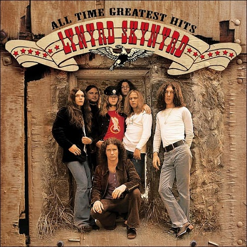 Lynyrd Skynyrd - All Time Greatest Hits Album Art