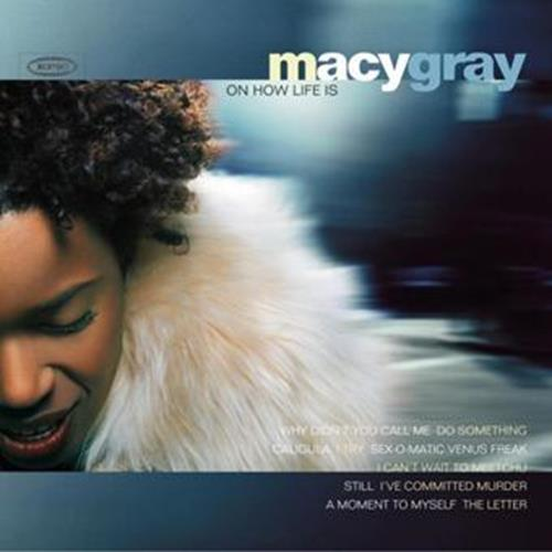 Macy Gray - On How Life Is Album Art