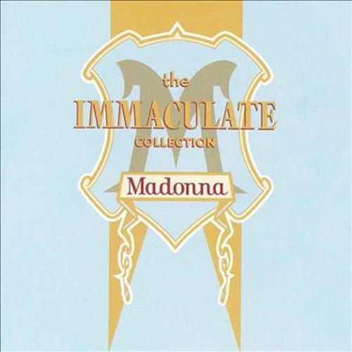 Madonna - The Immaculate Collection Album Art
