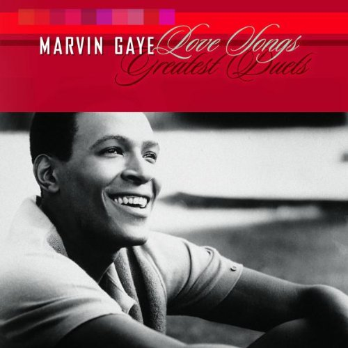 Marvin Gaye - Love Songs Greatest Duets Album Art