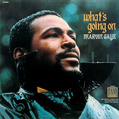Marvin Gaye - Whats Going On Album Art