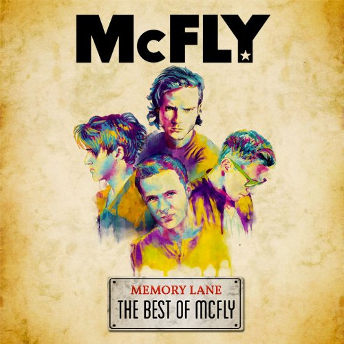 Mcfly - Memory Lane Disc 1 Album Art