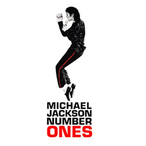 Michael Jackson - Number Ones Album Art