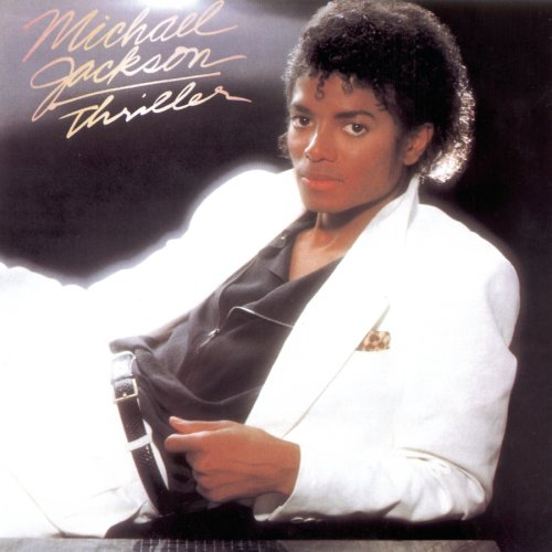 Michael Jackson - Thriller Album Art