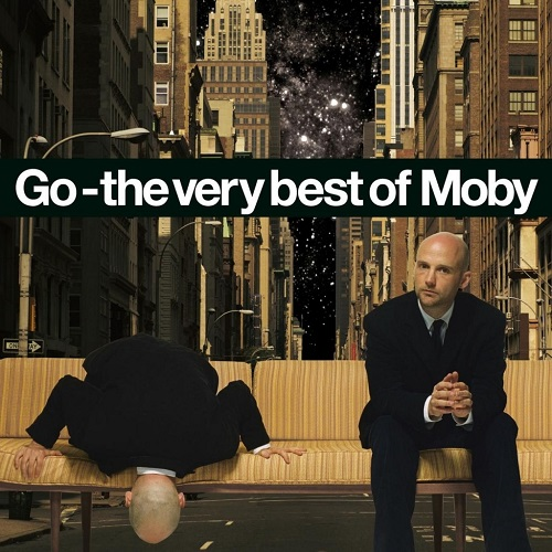 Moby - Go - The Very Best Of Moby Album Art
