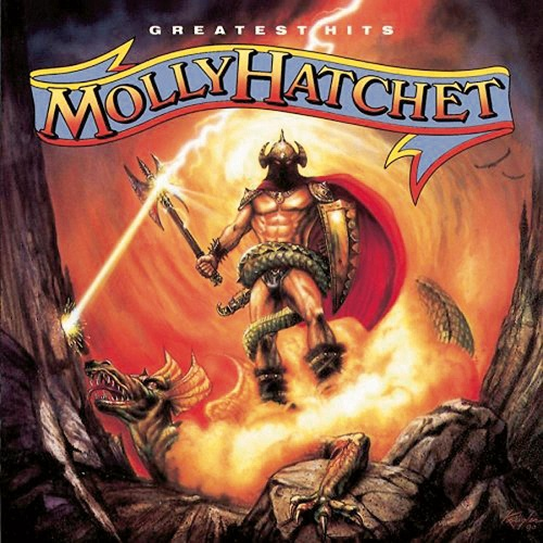 Molly Hatchet - Greatest Hits Album Art