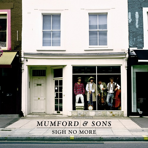 Mumford And Sons - Sign No More Album Art