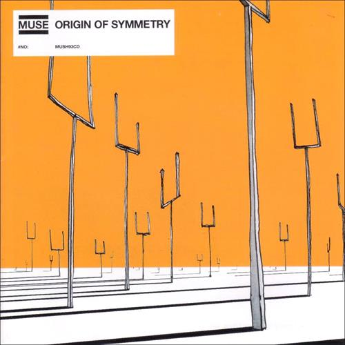 Muse - Origin Of Symmetry Album Art