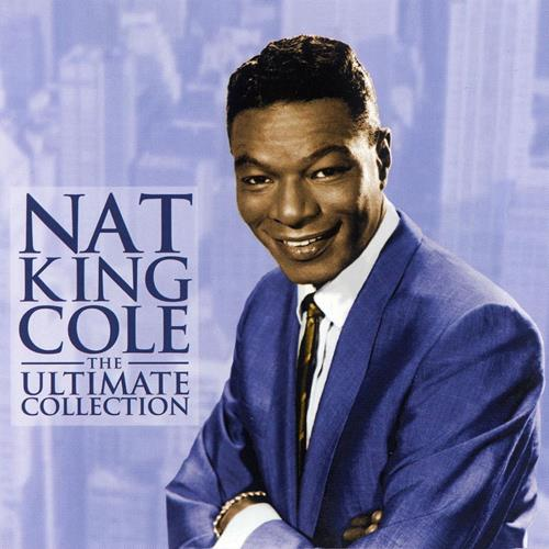 Nat King Cole - The Ultimate Collection Album Art