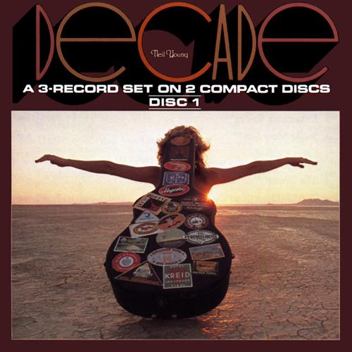 Neil Young - Decade Disc 1 Album Art