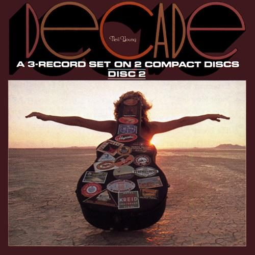 Neil Young - Decade Disc 2 Album Art