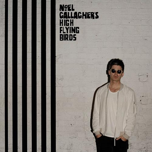 Noel Gallaghers High Flying Birds - Chasing Yesterday Album Art