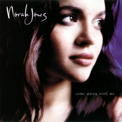 Norah Jones - Come Away With Me Album Art