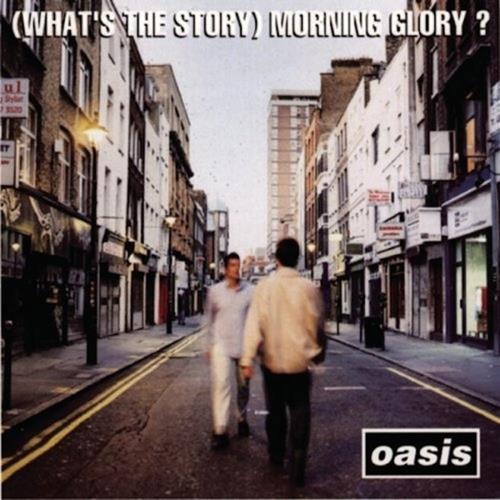 Oasis - Whats The Story Morning Glory Album Art