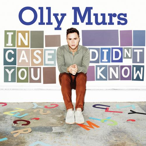 Olly Murs - In Case You Didnt Know Album Art