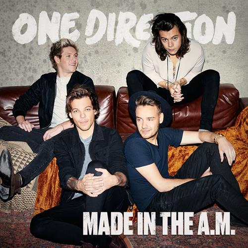 One Direction - Made In The Am Album Art