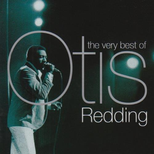 Otis Redding - The Very Best Of Otis Redding Album Art