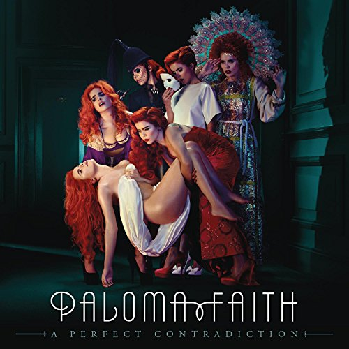 Paloma Faith - A Perfect Contradiction Album Art