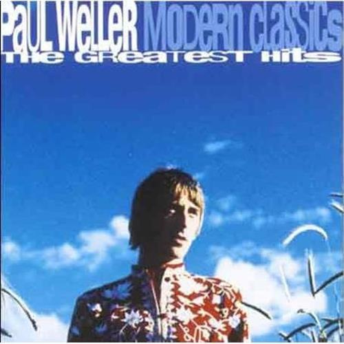 Paul Weller - Modern Classics Album Art