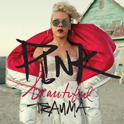 Pink - Beautiful Trauma Album Art