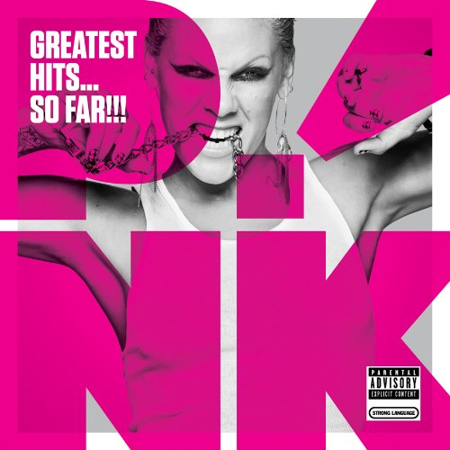 Pink - Greatest Hits...so Far Album Art