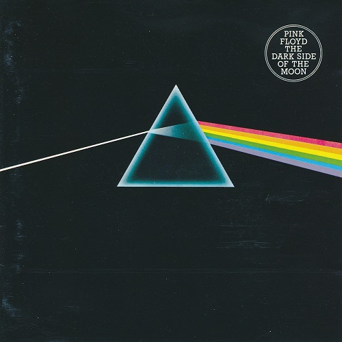 Pink Floyd - The Dark Side Of The Moon Album Art