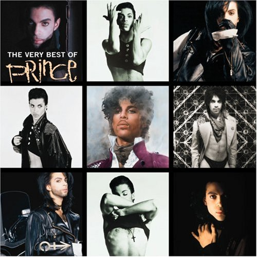 Prince - The Very Best Of Prince Album Art