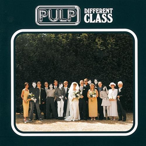 Pulp - Different Class Album Art
