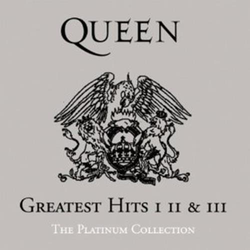 Queen - Greatest Hits Vol. 1 Album Art