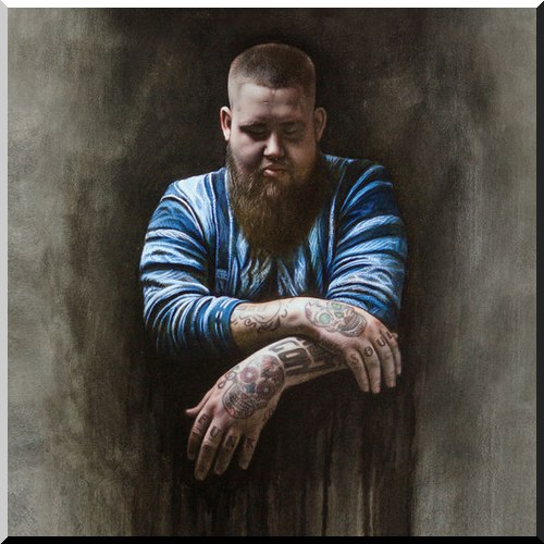 Rag N Bone Man - Human Album Art