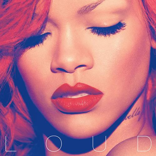 Rihanna - Loud Clean Album Art