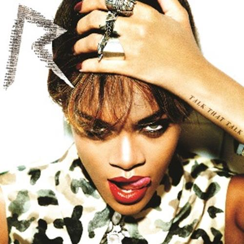 Rihanna - Talk That Talk Album Art