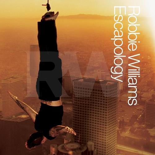 Robbie Williams - Escapology Album Art