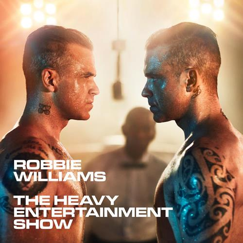 Robbie Williams - The Heavy Entertainment Show Album Art