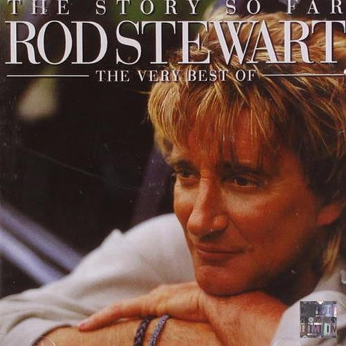 Rod Stewart - The Story So Far - The Very Best Of Rod Stewart Disc 2 - A Night In Album Art