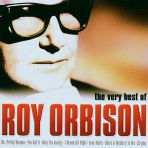 Roy Orbison - The Best Of Album Art
