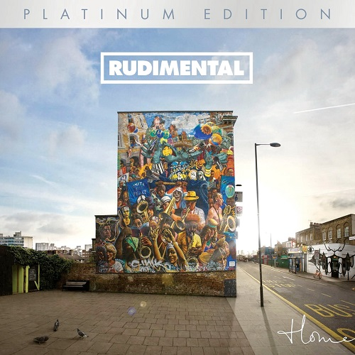 Rudimental - Home Album Art