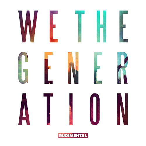 Rudimental - We The Generation Album Art
