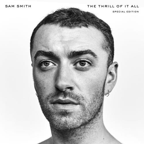 Sam Smith - The Thrill of It All Album Art
