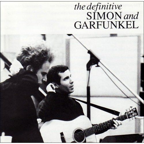 Simon And Garfunkel - The Definitive Collection Album Art