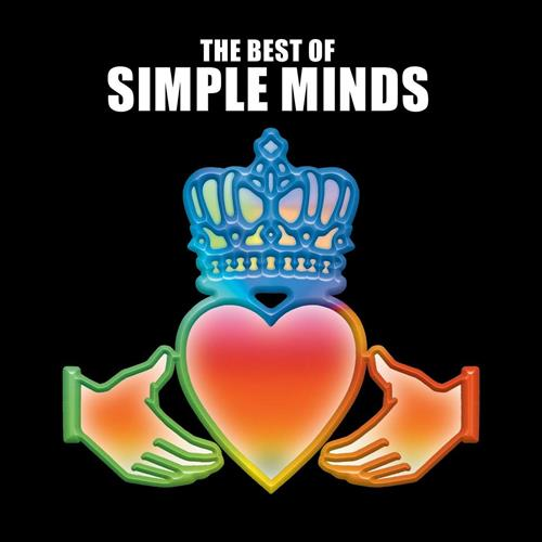 Simple Minds - The Best Of... Disc 1 Album Art