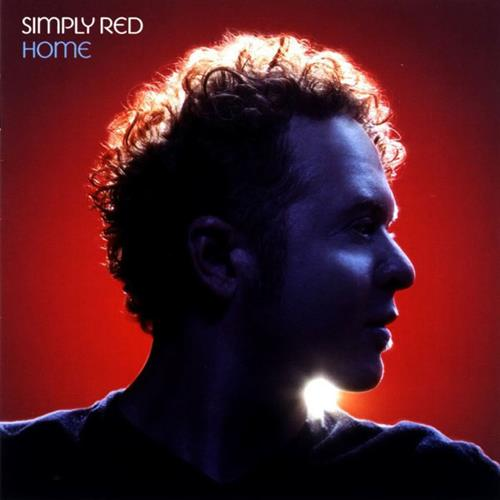 Simply Red - Home Album Art